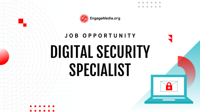 Digital Security Specialist